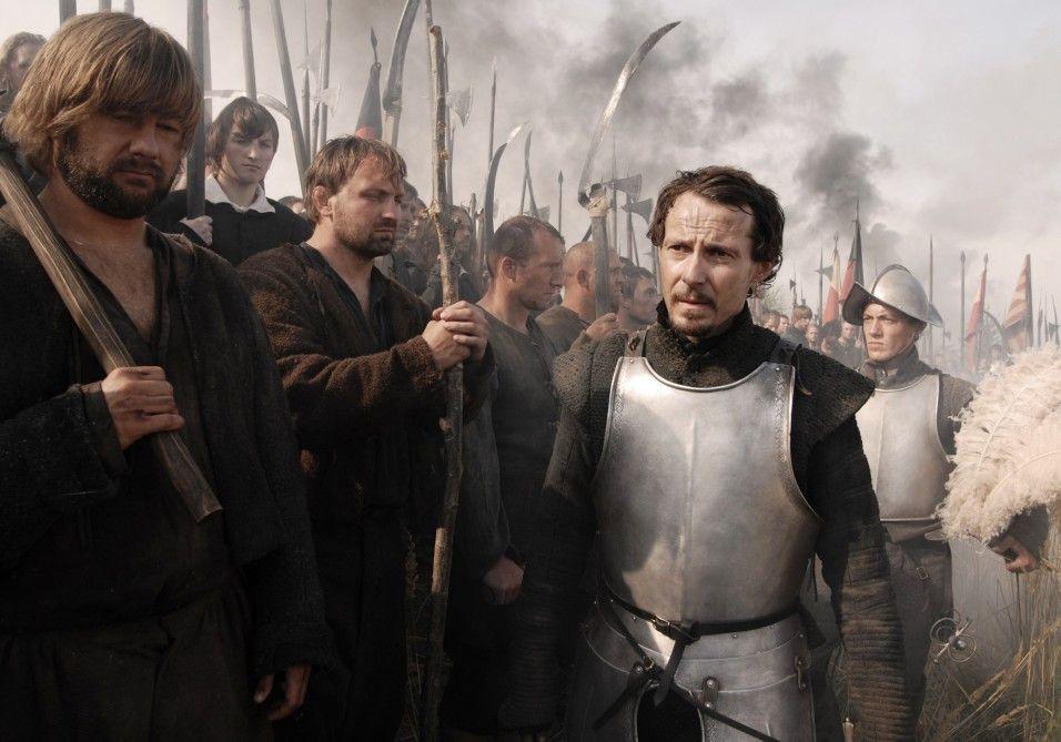 Der König und seine Soldaten: Julien Boisselier als Henri 4