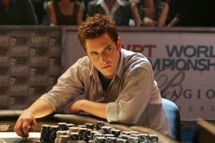 Will Poker-König werden: Bret Harrison