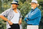 Ein ganz schöner Sumpf ist das hier! Sean Connery  (r.) und Laurence Fishburne