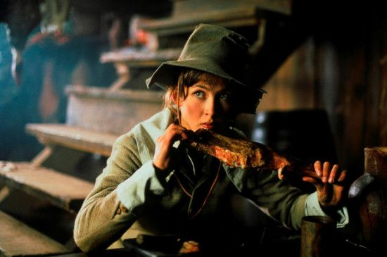 Hat mächtig Hunger: Sophie Marceau als D'Artagnans Tochter