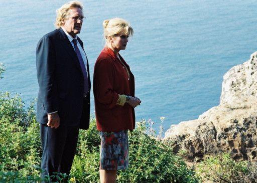 Haben sich nicht viel zu sagen: Gérard Depardieu und Catherine Deneuve
