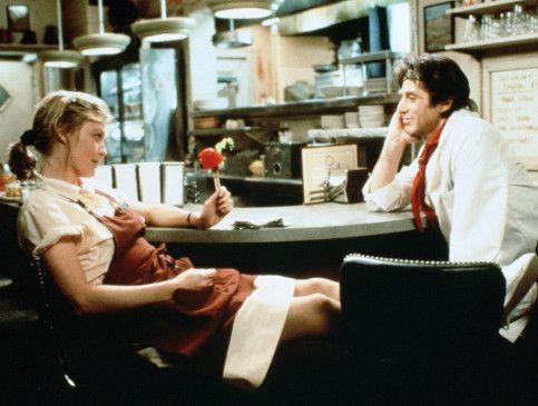 Liebe auf den ersten Blick? Frankie (Michelle Pfeiffer) und Johnny (Al Pacino)