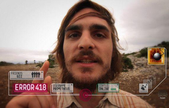 Prometheus (Matthias Wollgast) ist Aussteiger und aktiver Blogger