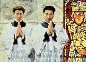 Also mir passt das Ornat! Sean Penn (l.) und Robert De Niro