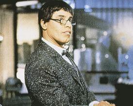 Ich bin doch kein Froschmann! Jerry Lewis als  Buchhalter