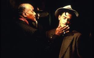 Hättest dich ruhig mal rasieren können - Harry Belafonte (l.) und Dermot Mulroney