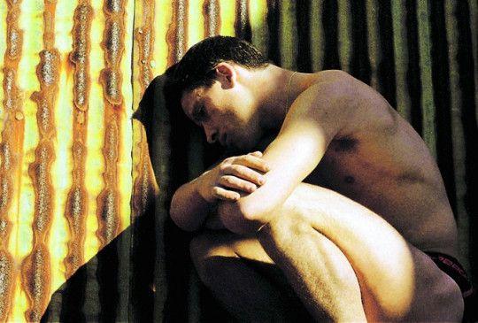 Sergio (Ricardo Menenes) ist verzweifelt und einsam