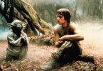 Mark Hamill trifft als Luke Skywalker im Studio-Dschungel auf den Uralt-Jedi-Meister Yoda