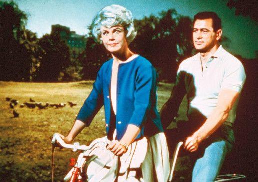 Nicht nur der Pyjama ist für zwei: Doris Day und Rock Hudson