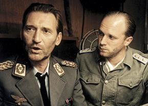 Deutschland hat kapituliert! Matthias Habich und Ulrich Mühe
