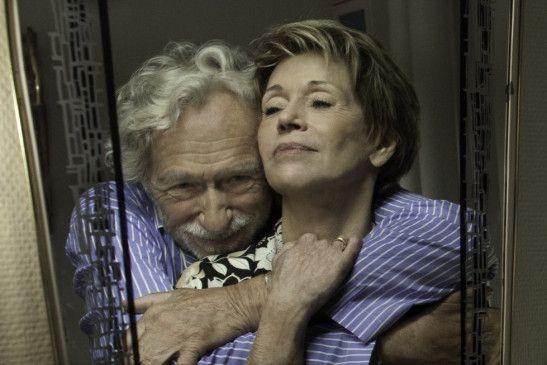 Immer noch glücklich: Pierre Richard und Jane Fonda