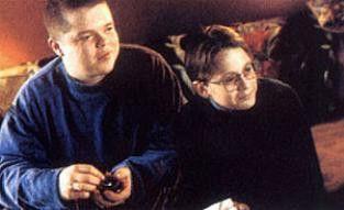 Gute Splatter-Filme heute abend im Fernsehen! Elden Henson (l.) und Kieran Culkin