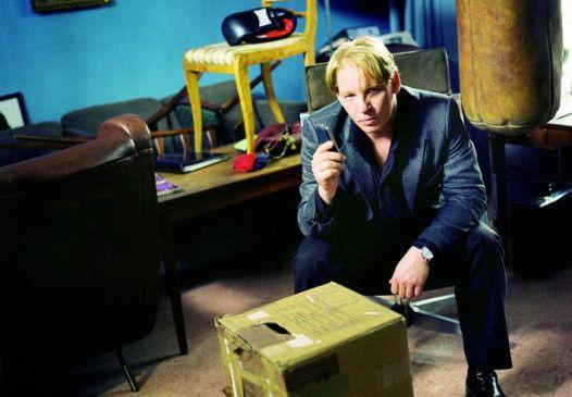 Ben Becker brilliert in der Rolle des Journalisten Goldfarb