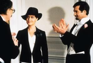 Emma Eckhert (Romy Schneider) sonnt sich im Erfolg
