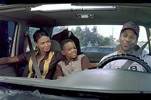 Lustig ist das Familienleben! Denzel Washington als Familienvater