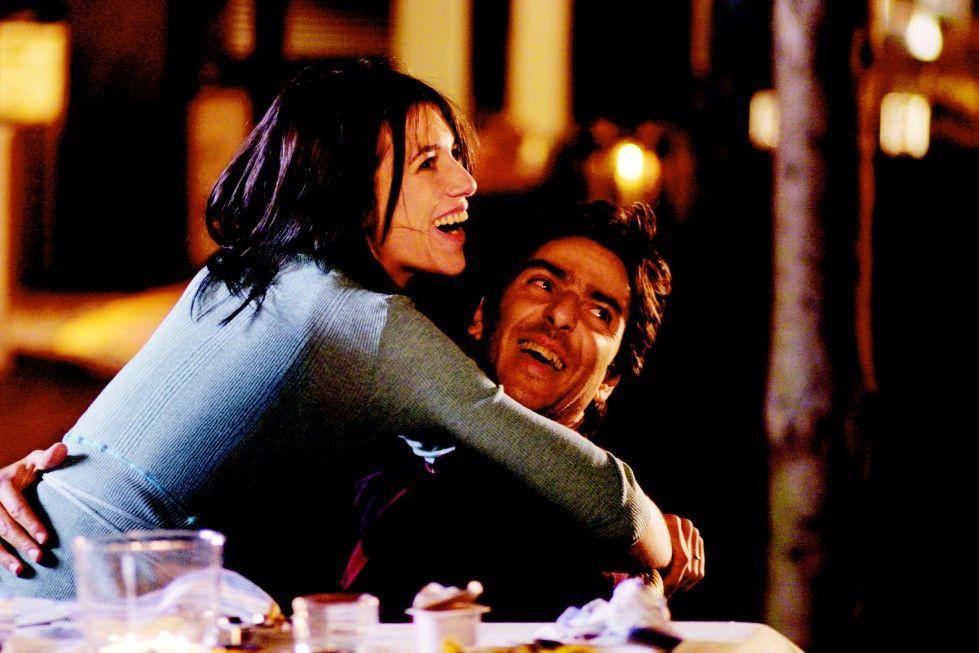 Scheinen Spaß zu haben: Charlotte Gainsbourgh mit ihrem Ehemann Yvan Attal