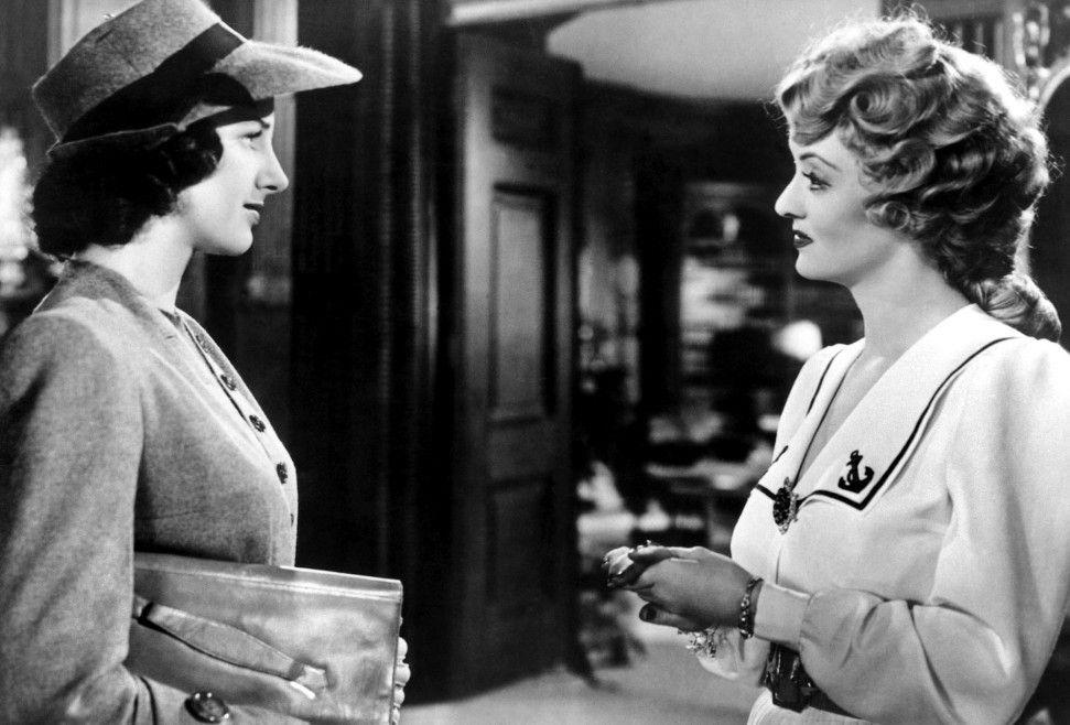 Eifersüchteleien zwischen Mutter und Tochter: Bette Davis (r.) und Marjorie Riordan