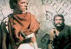 Ich bin doch wohl der größte, oder? Richard Burton (l.) mit Fredric March