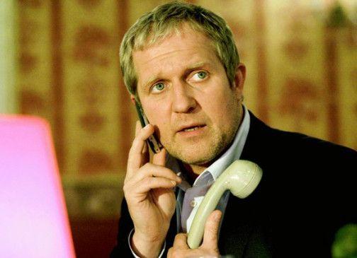 Sorry, ich telefoniere gerade! Harald Krassnitzer als Kommissar Eisner