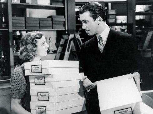 Und am Ende kriegen sie sich doch: Margaret  Sullavan und James Stewart