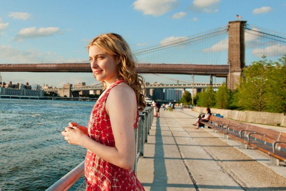 Verlassen in New York: Greta Gerwig