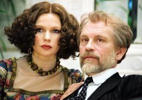 Die Nähe der Muse! John Malkovich und Veronica Ferres