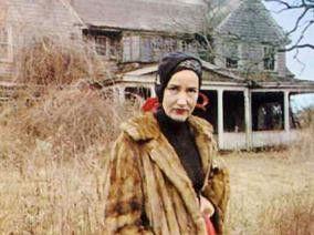 Schöner Pelz, aber ein verwahrlostes Haus: Edie Beale, Cousine von Jackie Kennedy