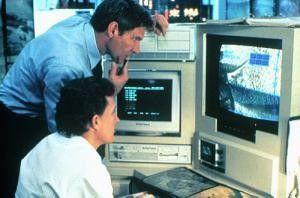 Das Video-Spiel kenn' ich doch! Harrison Ford (o.)  als Jack Ryan