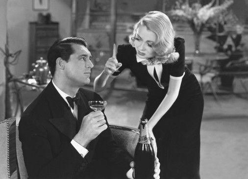 Jetzt werden wir es unserem alten Freund mal zeigen! Cary Grant und Constance Bennett als Geisterehepaar Kirby
