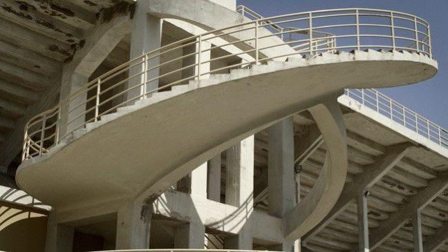 Ein Entwurf des Betonmeisters: Stadion Artemio Franchi (1932) in Florenz
