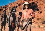 Keine Angst, ich werde euch helfen! Tom Selleck als  Weißer unter Aboriginies