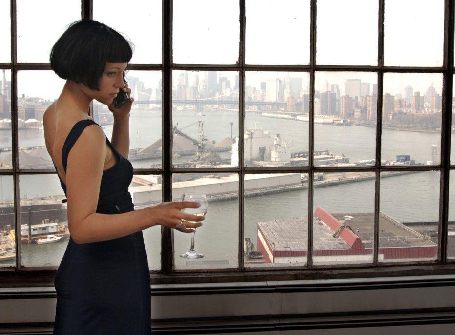 Allein in New York: Sabine Timoteo
