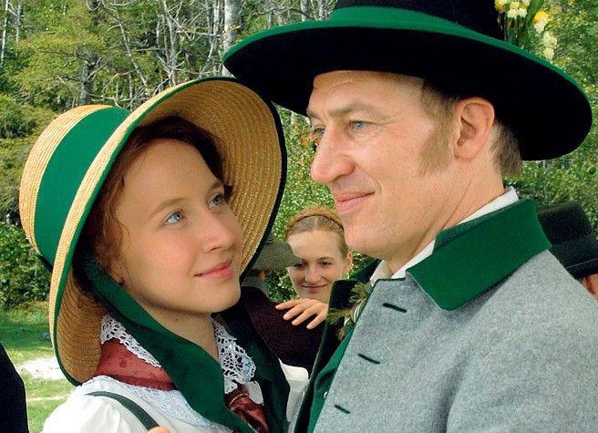 Unmögliche Liebe? Anna Plochl (Anna-Maria Mühe) und Erzherzog Johann (Tobias Moretti)