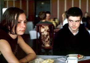 Langeweilige Klassenfahrt, oder? Sophie Kempe  mit Steven Sperling