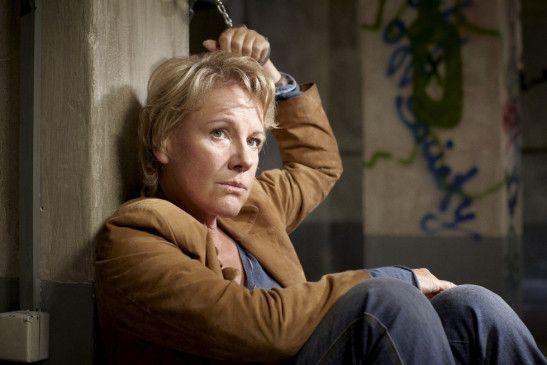 In den Händen von Entführern: Kommissarin Brand (Mariele Millowitsch)