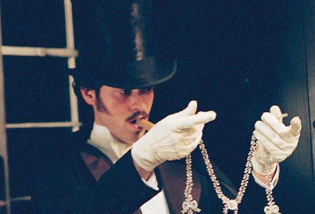 Romain Duris in der Rolle des Meisterdiebs Arsène Lupin