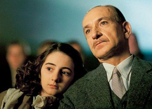 Wir werden es schaffen! Ben Kingsley und Hannah Taylor-Gordon als Vater und Tochter Frank