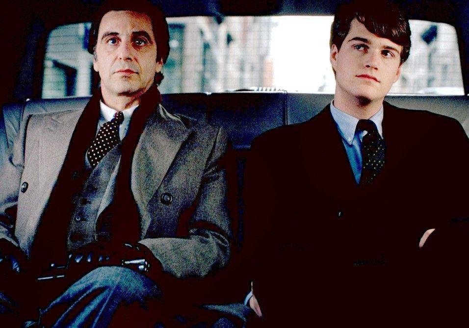 Noch ahnt Charlie (Chris O'Donnell, r.) nicht, was der blinde Frank (Al Pacino) mit ihm vorhat