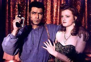 Hey, coole Nummer, Baby! Hansa Czypionka und Nina  Petri im Rotlichtviertel