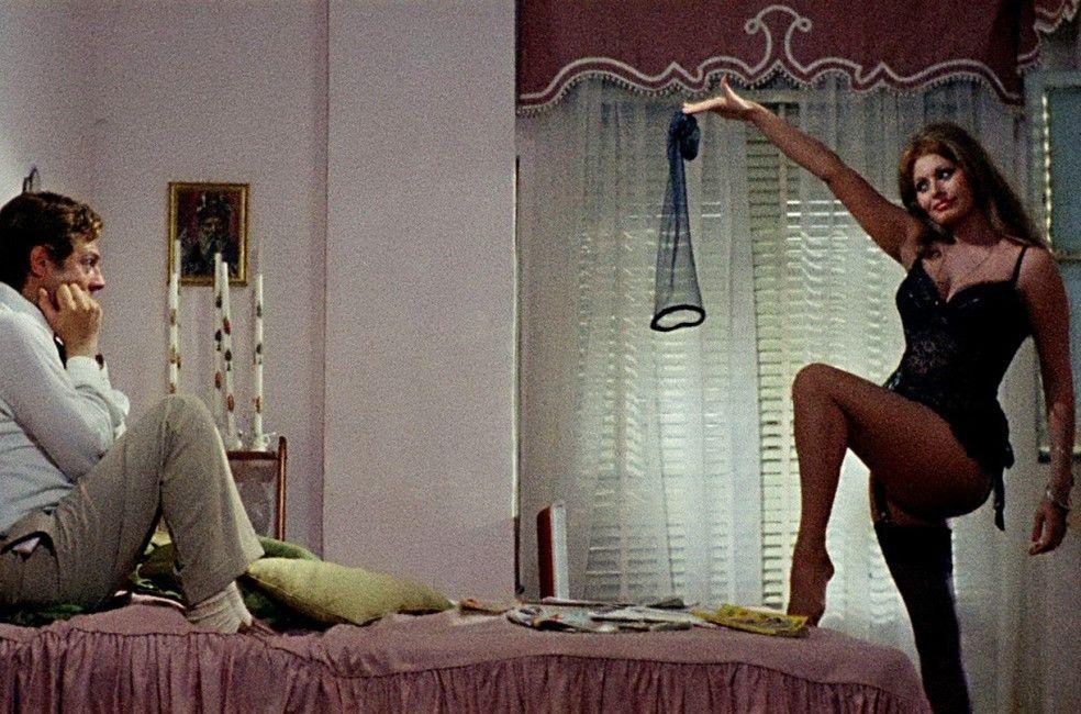 Na, wie wär's, Kleiner! Sophia Loren und Marcello Mastroianni