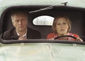 Fahren Sie endlich anständig! Günther-Maria Halmer und Suzanne von Borsody