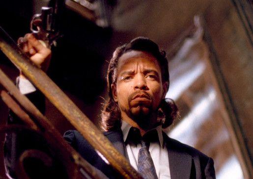 Gangsterboss King James (Ice-T) ist auch hinter dem Goldschatz her