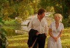Flanieren im romantischen Idyll: Gabriel Barylli und Sylvia Leifheit