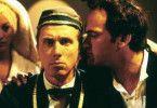 Quentin Tarantino (r.) fragt Tim Roth: Soll ich dir  'nen Ohr abkauen?