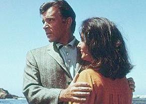 Hoffentlich sieht uns niemand! Richard Burton und Elizabeth Taylor
