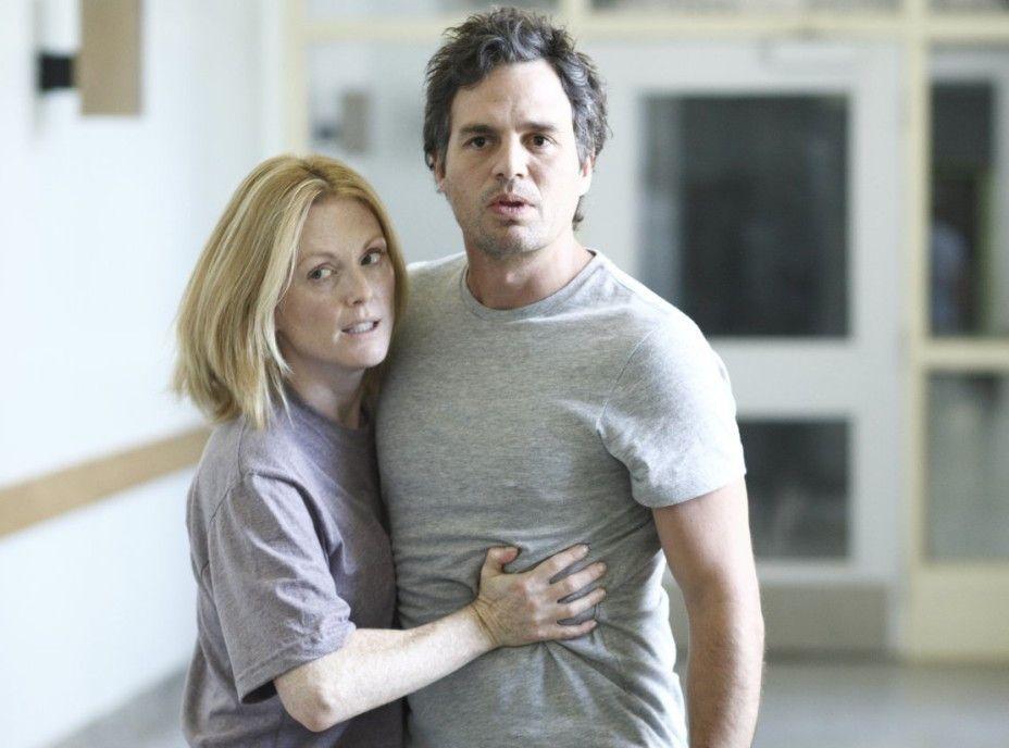 Die Sehende ist König unter den Blinden: Julianne Moore und Mark Ruffalo