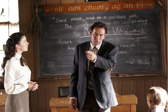 Ihr habt alle Schuld: Nicolas Cage als Sheriff