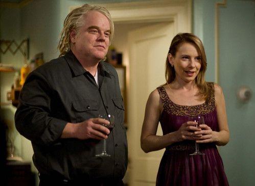 Bald ein Paar? Philip Seymour Hoffman und Amy Ryan