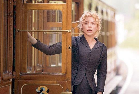 Sucht den geheimnisvollen Rubin: Sally Lockhart (Billie Piper)