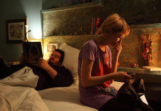 Anna (Alba Rohrwacher) betrügt ihren Lebensgefährten Alessio (Giuseppe Battiston)